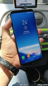 Galaxy S8+ immagini dal vivo e accessori e prezzi
