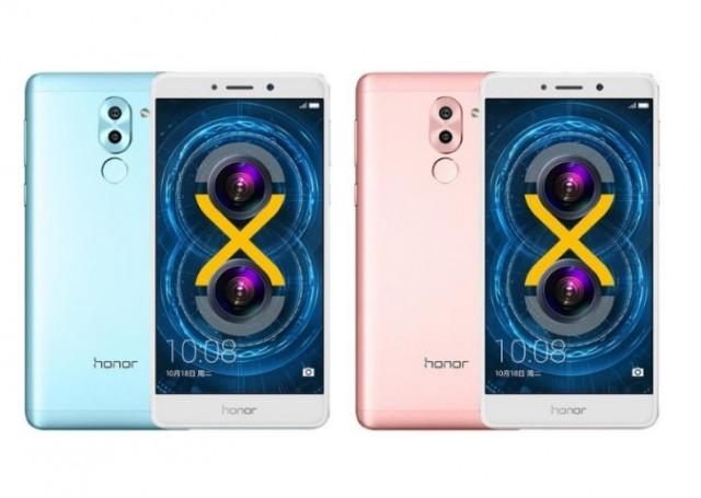 Huawei Honor 6X nuovi colori