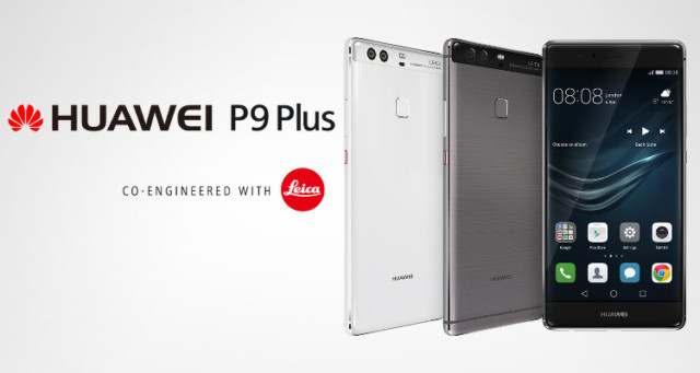 Huawei P9 Plus si aggiorna ad Android Nougat