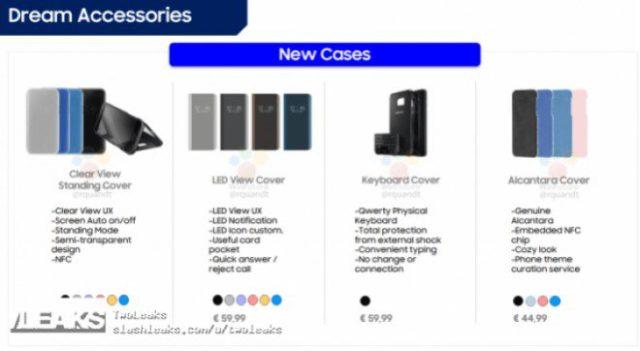 Samsung Galaxy S8, immagini leak
