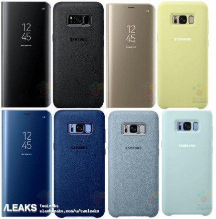 Samsung Galaxy S8: spunta il colore Coral Blue!