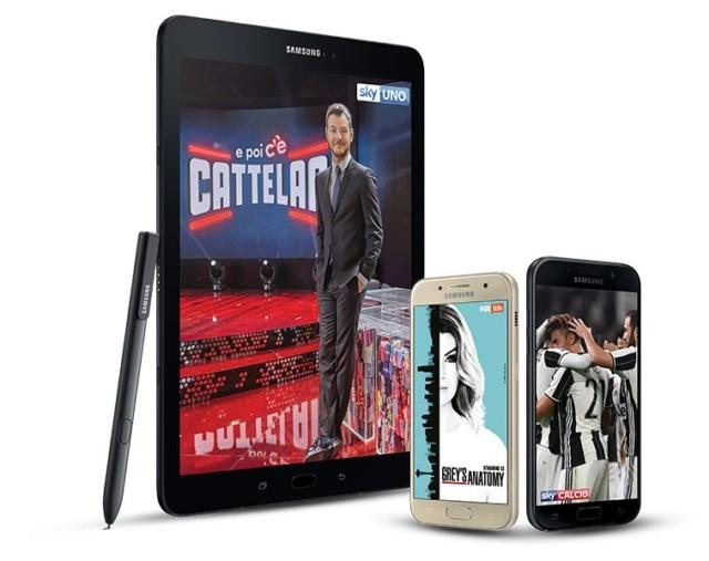 Galaxy A3 2017, Galaxy A5 2017, Galaxy Tab S3