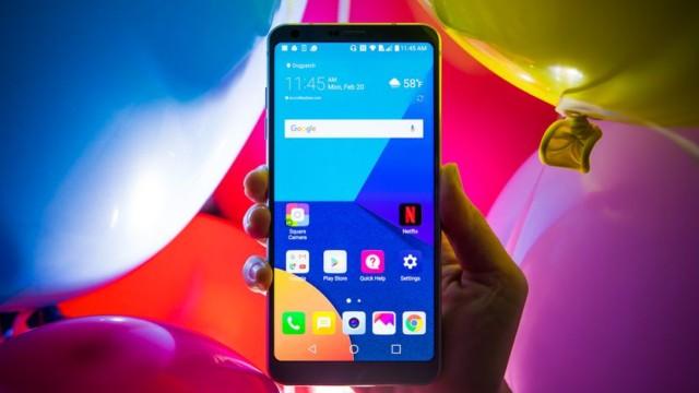 LG G6: il video dell'interfaccia UX 6.0