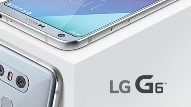 LG G6 Prezzo Europa