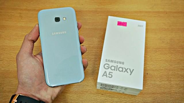 Galaxy A5 2017 aggiornamento firmware