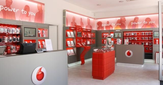 Vodafone smartphone 4G con rate da 1 euro