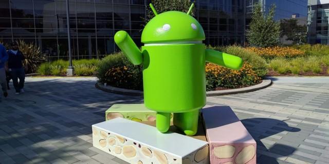Android Nougat in Crescita