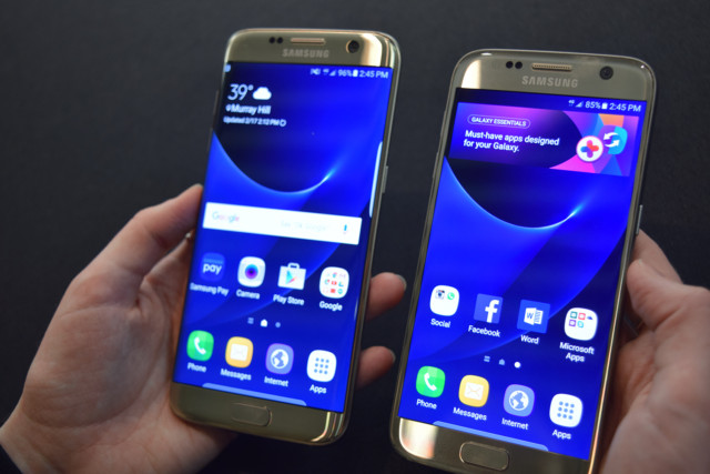 Galaxy S7 e Galaxy S7 Edge Prezzo in calo