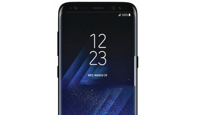 Galaxy S8 risoluzione display impostabile
