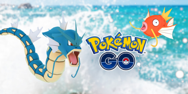 Pokemon Go Festival acquatico