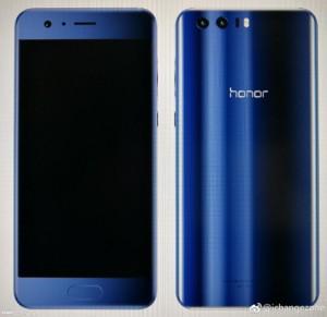 Honor 9 successore di Honor 8 in alcune immagini?