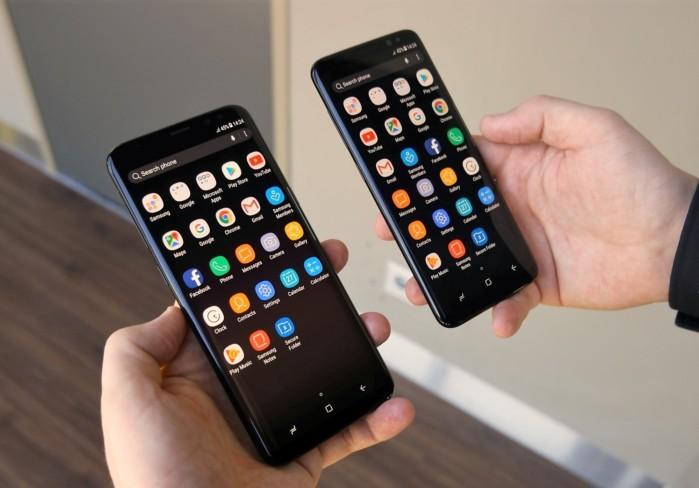 Galaxy S8 prevendite i dati