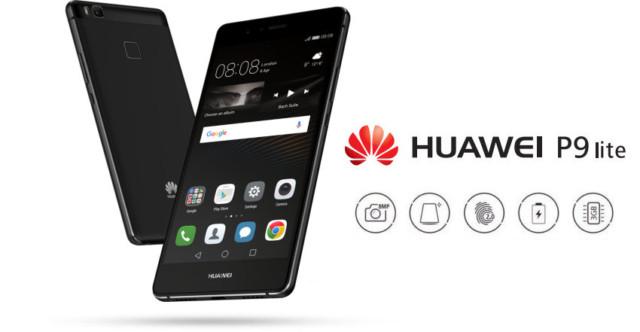 Huawei P9 Lite aggiornamento Nougat disponibile