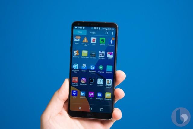LG G6 Mini si mostra in alcune immagini