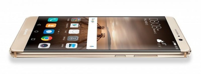 Huawei Mate 9 con Android O