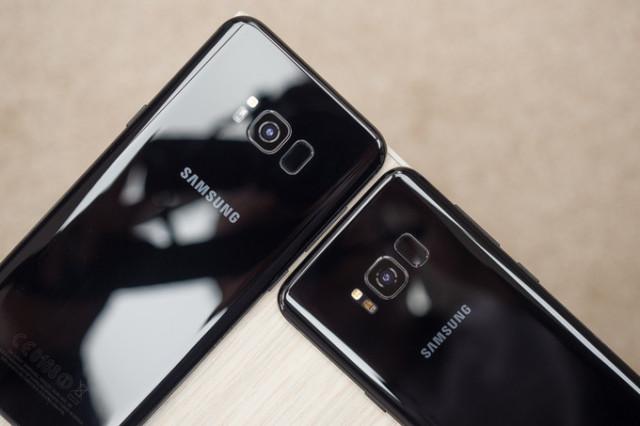 Galaxy S8 e S8+ Samsung rilascia fix display rosso