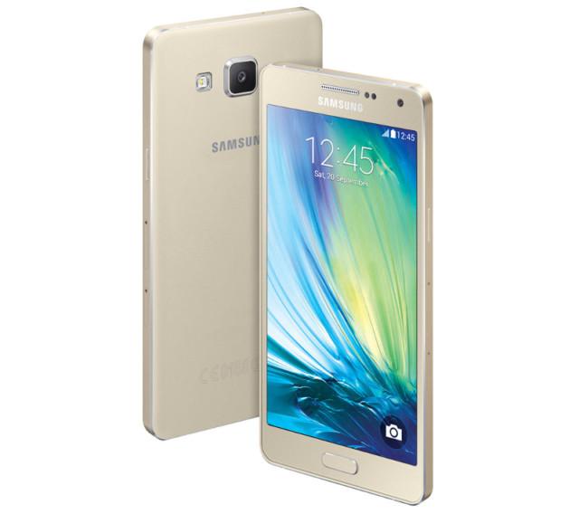 Galaxy A5 2015 nuovo firmware Aprile 2017