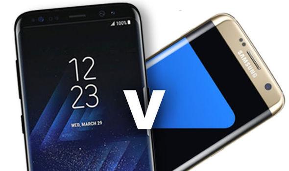Galaxy S7 vende di meno di Galaxy S8 nelle prevendite