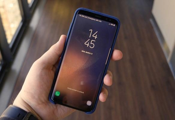 Galaxy S8 riavvio casuale
