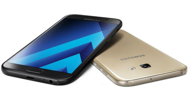 Galaxy A3 2017 aggiornamento firmware