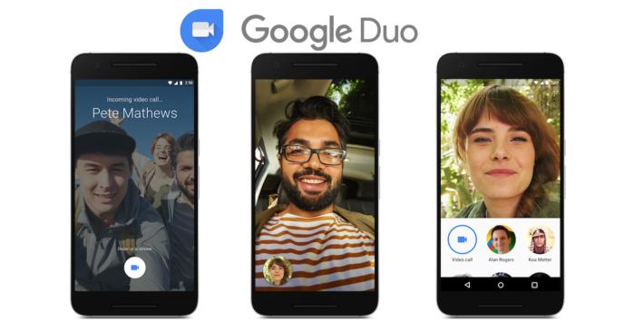 Google Duo arrivano le chiamate vocali
