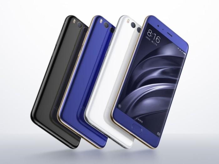 Xiaomi MI 6 è ufficiale: caratteristiche e prezzo