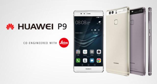Huawei P9 Prezzo sottocosto aprile-maggio 2017