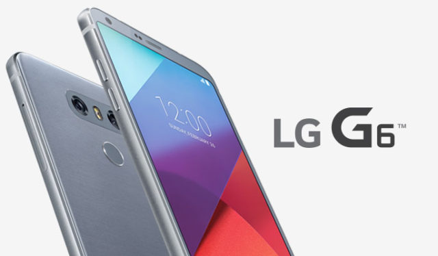 LG G6 Vodafone pagabile a rate