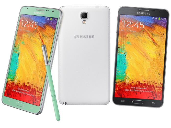 Galaxy Note 3 Neo, Galaxy S4 Value, Galaxy Note 2 firmware aprile