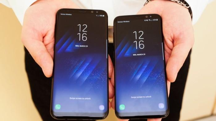 Galaxy S8 e S8+ acquistabili a rate