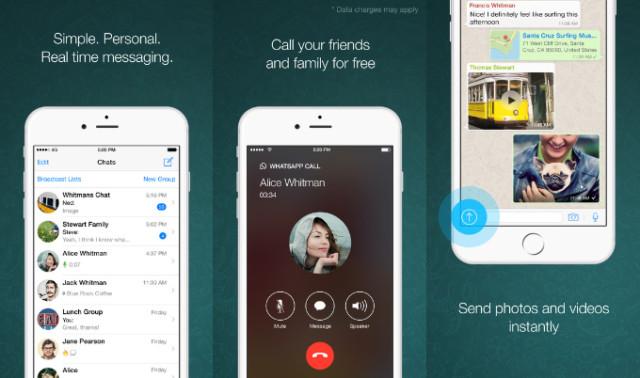 WhatsApp per iOS: Siri legge i messaggi