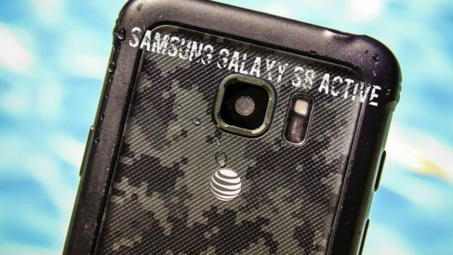 Galaxy S8 Active rumors
