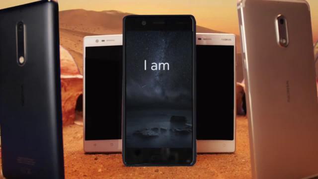 Nokia 6, Nokia 5 e 3 teaser Star Wars