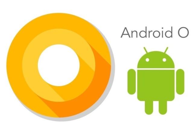 Android O menù batteria