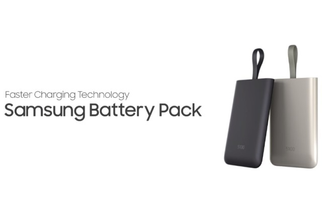 Galaxy S8, S7 e S6 battery Pack