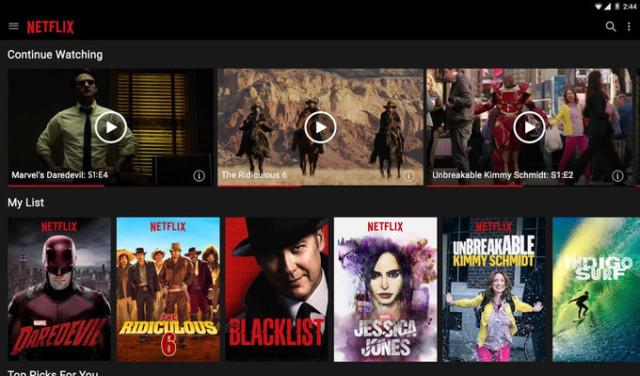 Netflix blocca smartphone android sbloccati