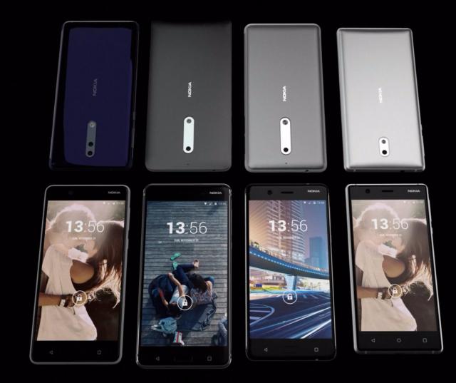 Nokia 8 o Nokia 9 video con dual camera