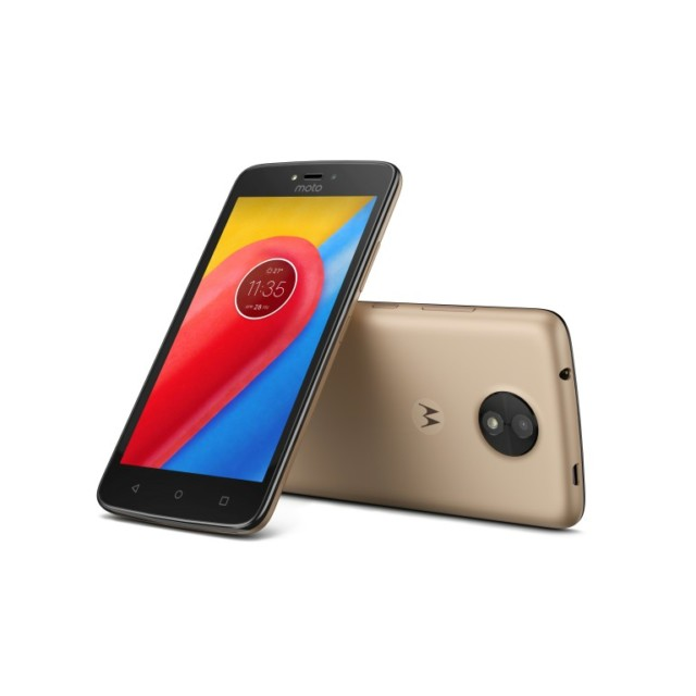 Moto C e Moto C Plus by Lenovo