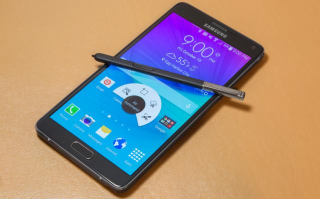 Galaxy Note 4 e Note Edge aggiornamento firmware maggio 2017