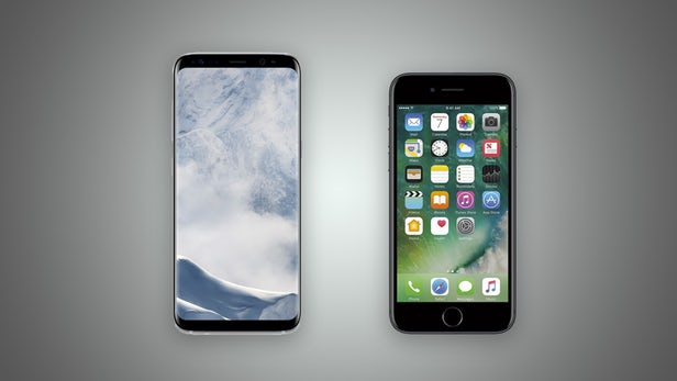 Galaxy S8 e iPhone 7: il prezzo di quest'ultimo è in forte calo
