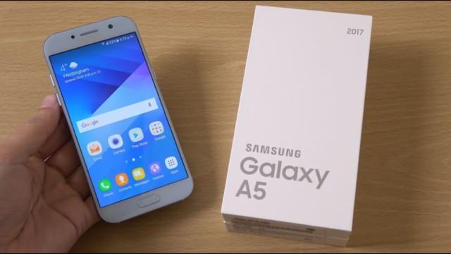 Galaxy A5 2017 aggiornamento maggio 2017