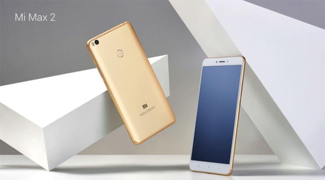 Xiaomi Mi Max 2 ufficiale