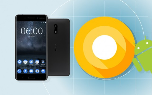 Nokia 6, 5, 3 aggiornamento Android O