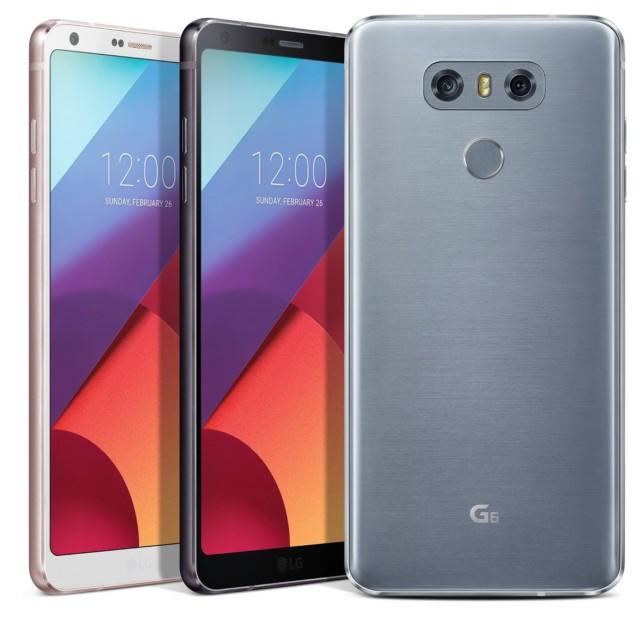 LG G6 Plus e G6 Pro in arrivo