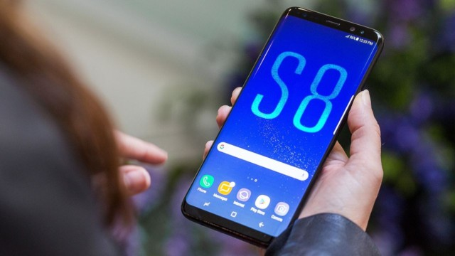 Galaxy S8 e S8 aggiornamento firmware giugno
