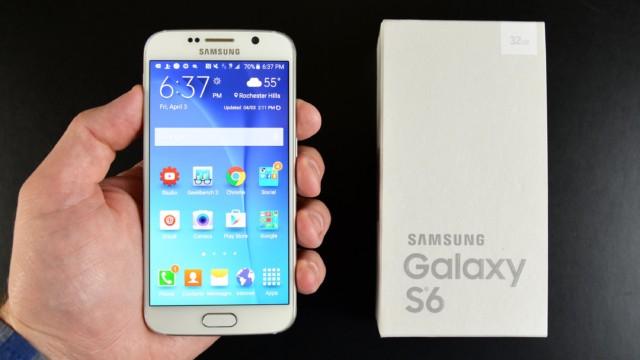 Galaxy S6 aggiornamento firmware giugno