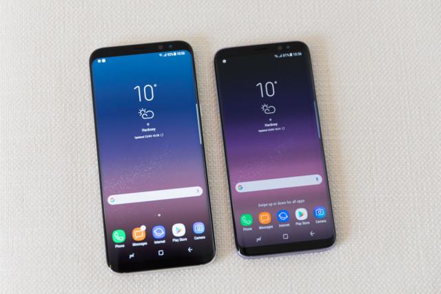 Galaxy S8 e S8 recensione di Consumer Reports