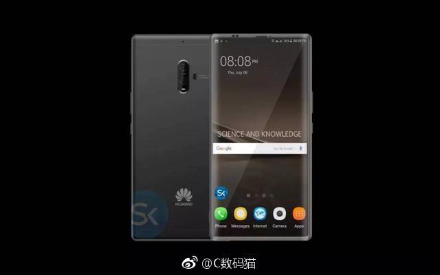Huawei Mate 10 rumors