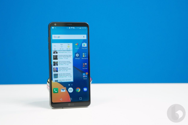 LG Q6 la versione compatta di LG G6