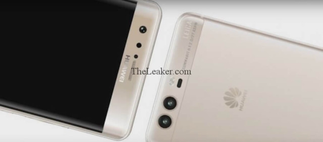 Huawei P20 è il successore di Huawei P10 i rumors